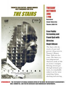 "Poster for the film ""The Stairs"""