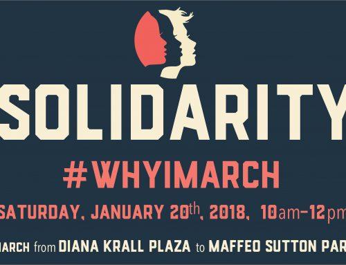 Nanaimo Women March On – Jan. 20th