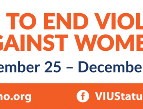 16 Days of Activism is Now Underway